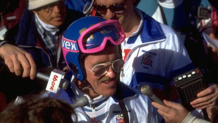 Legendärer Skispringer: Der fliegende Underdog