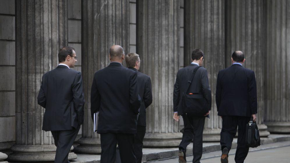 Lobbykampagne: Die Empörung der Londoner Banker
