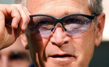George W. Bush: Ein Gericht ordnete den Stopp des Abhörprogramms des US-Präsidenten an