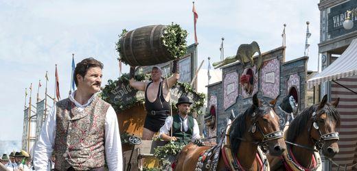 Oktoberfest 1900: Wiesn-Wirte sauer über ARD-Serie