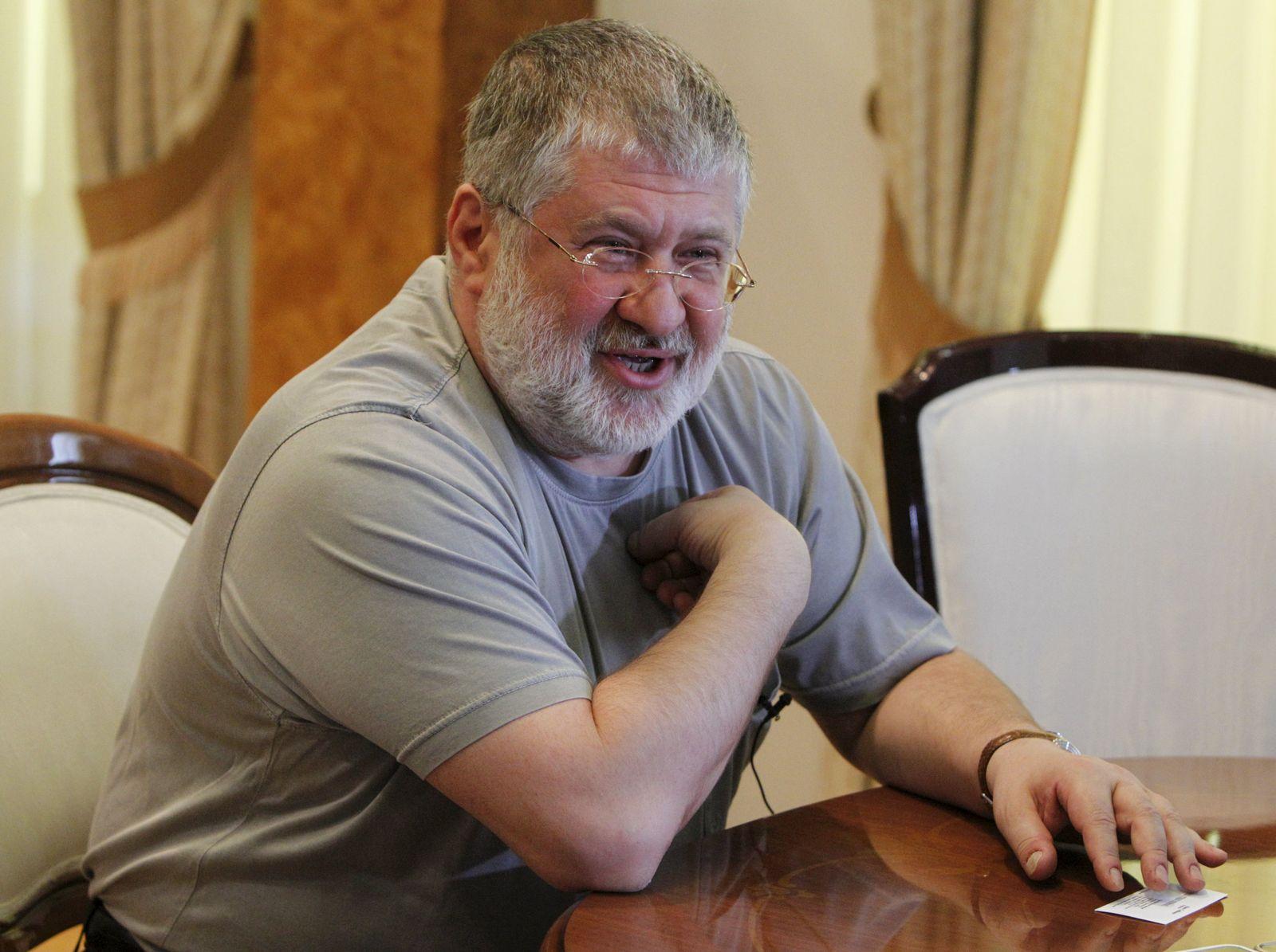 Ukraine Igor Kolomoisky