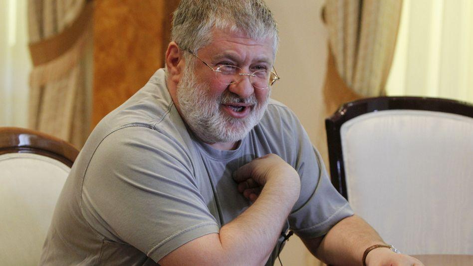 Oligarch Igor Kolomoiskij
