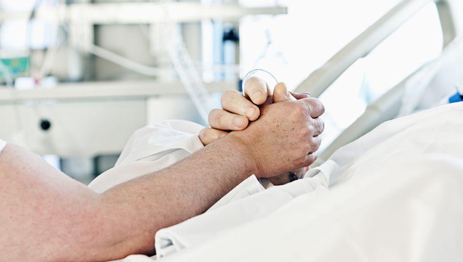 Betreuung von Patienten: Selbst entscheiden, wie viel getan werden soll