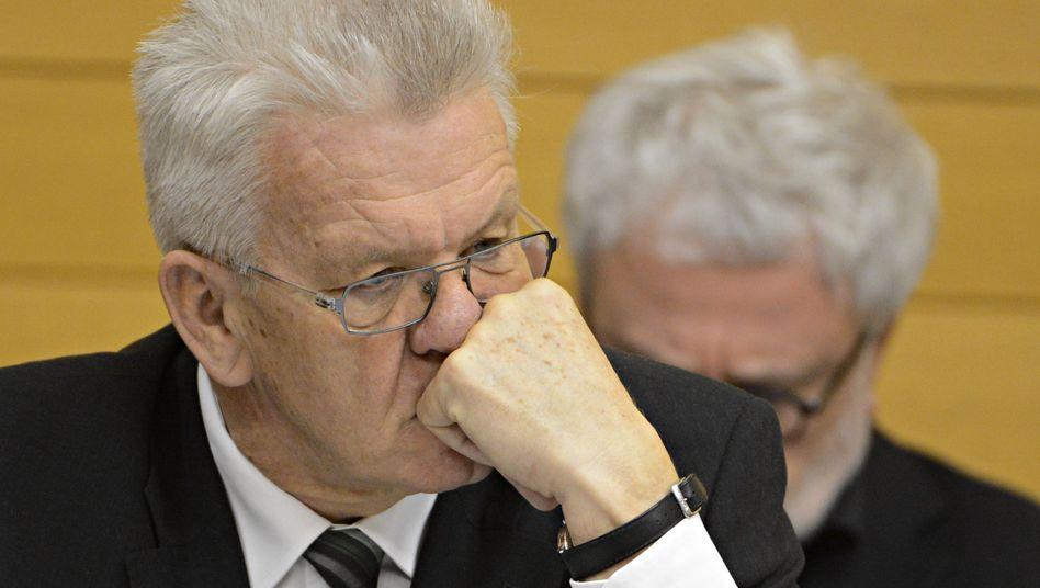 """Ministerpräsident Kretschmann: Preisanstieg als """"Ramsauer-Zuschlag""""?"""