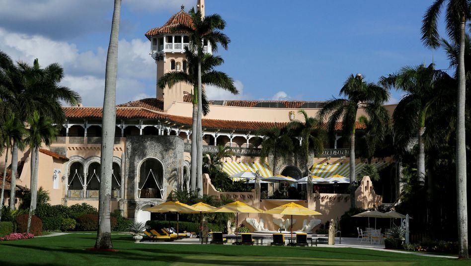 Mar-a-Lago in Palm Beach