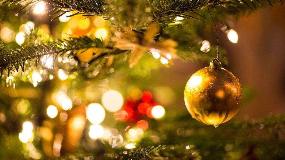 Weihnachtsbaum (Symbolbild)