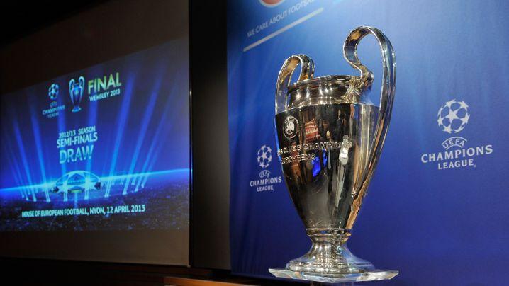 Auslosung in Nyon: Messi muss nach München