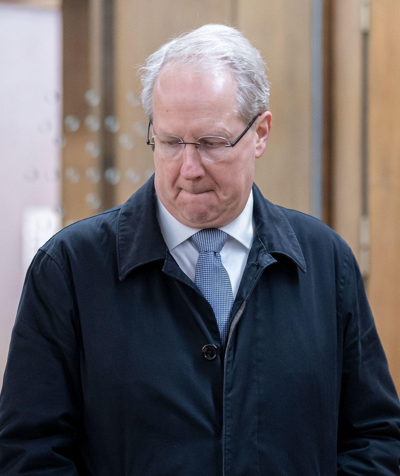 Bewährungsstrafe für Ex-OB Schostok gefordert