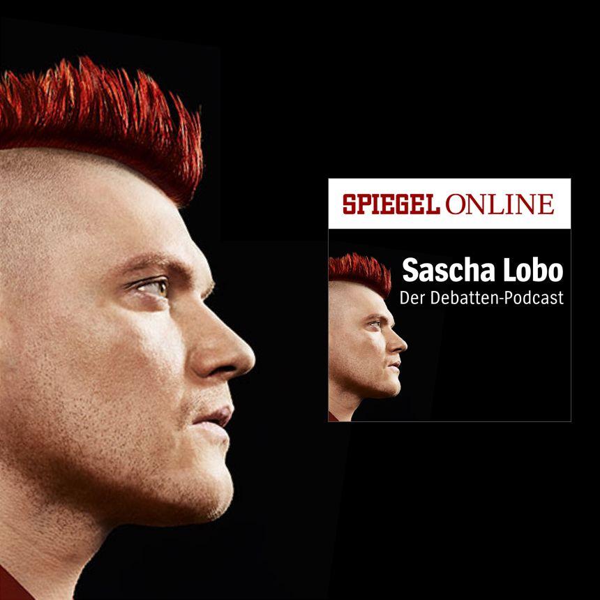 Podcast Sascha Lobo Keyvisual