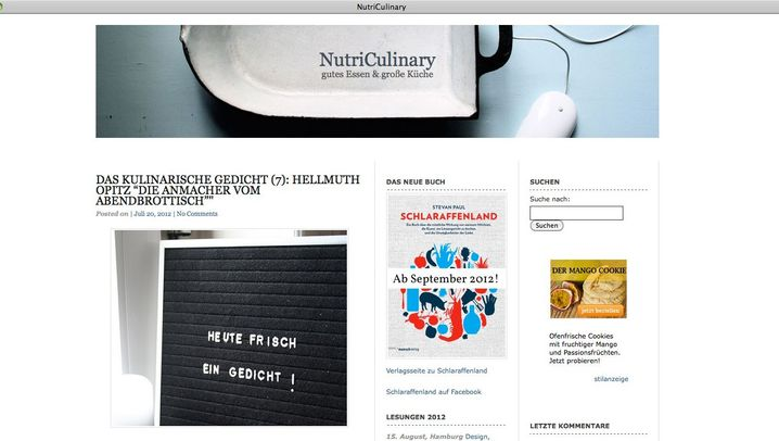 Blog-Werbung: So sehen Stilanzeigen aus