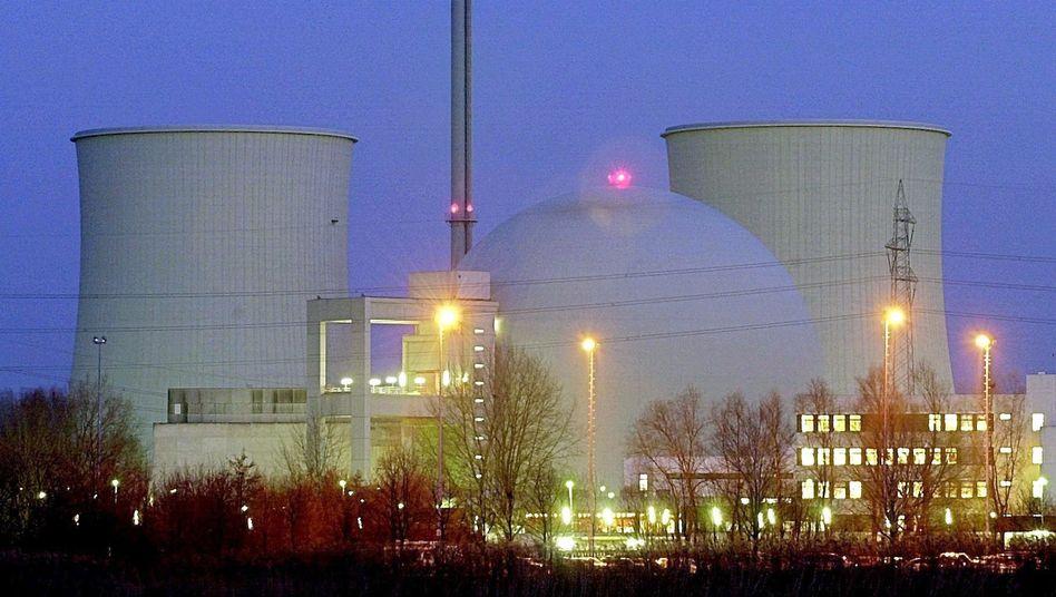 Atomkraftwerk Biblis: Ältester Meiler in Deutschland