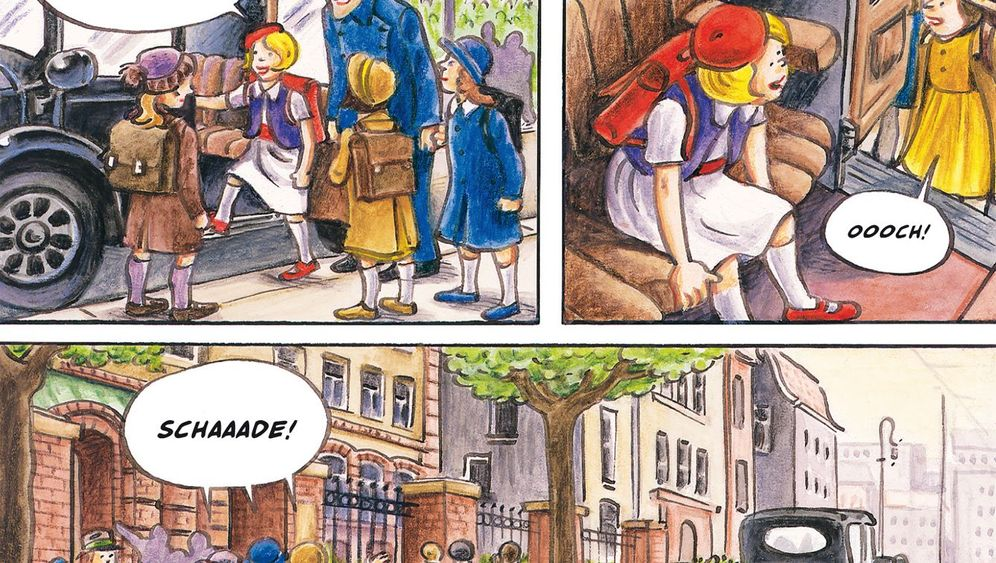 Erich-Kästner-Comic: Aus der Zeit gefallen