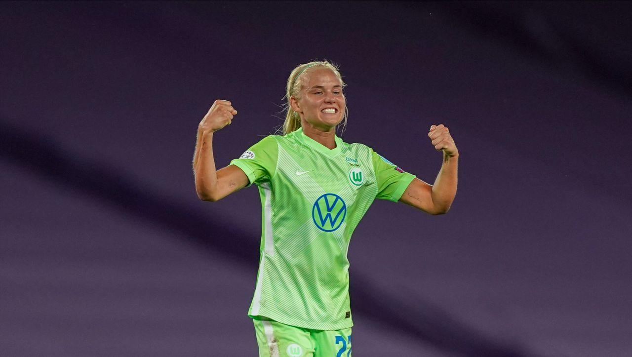 Champions-League-Auslosung: Wolfsburg trifft im Viertelfinale auf Ex-Starspielerin Harder - DER SPIEGEL