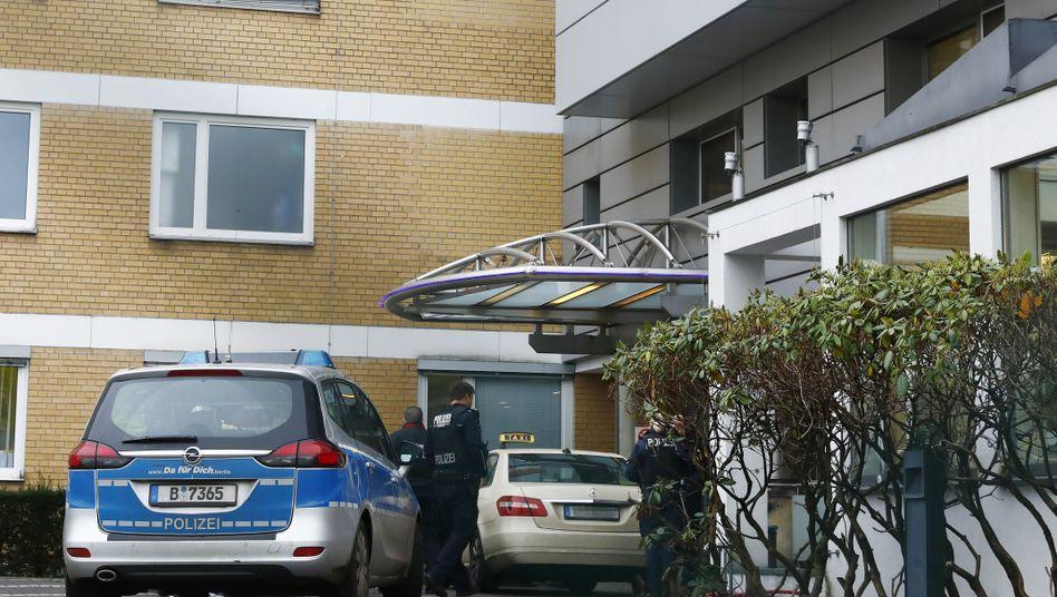 Tatort Schlosspark-Klinik: Fritz von Weizsäcker bei Vortrag erstochen