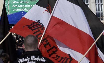 Neonazis in Dresden: Nur wenig Platz für die überlebenden Zeitzeugen