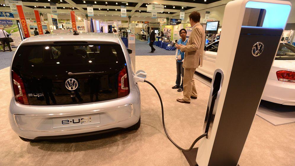 Fotostrecke: Elektroautos als Schwarmspeicher
