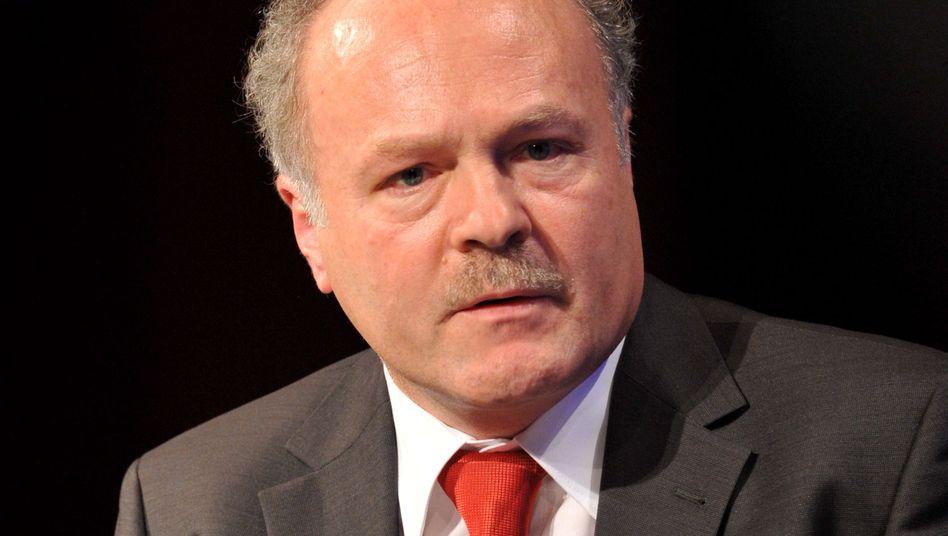 """ARD-Vorsitzender Peter Boudgoust: """"Geschichtsvergessen und maßlos"""""""