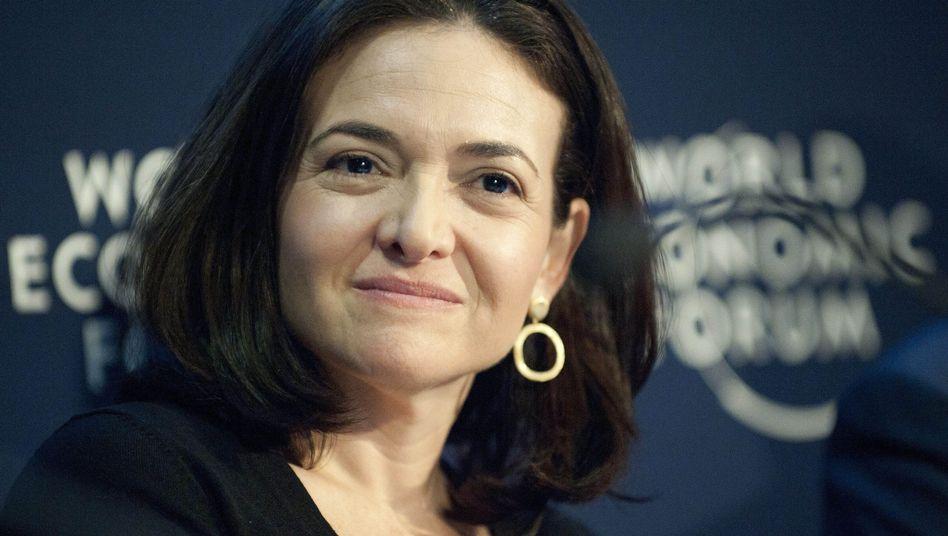 Facebook-Managerin Sheryl Sandberg: Neue Allianz mit Yahoo