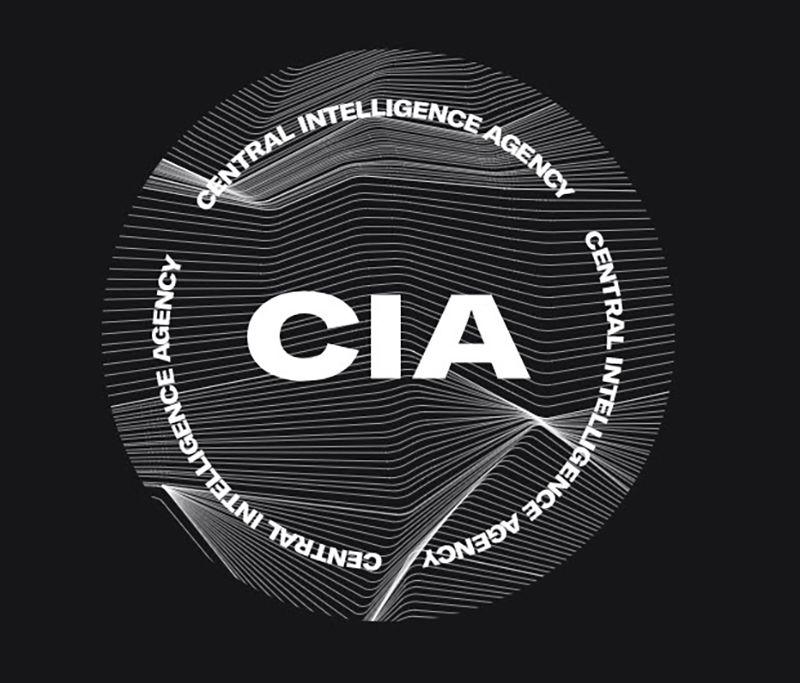 Alternatives CIA-Logo: Eine Vorlage für viele Internet-Gags