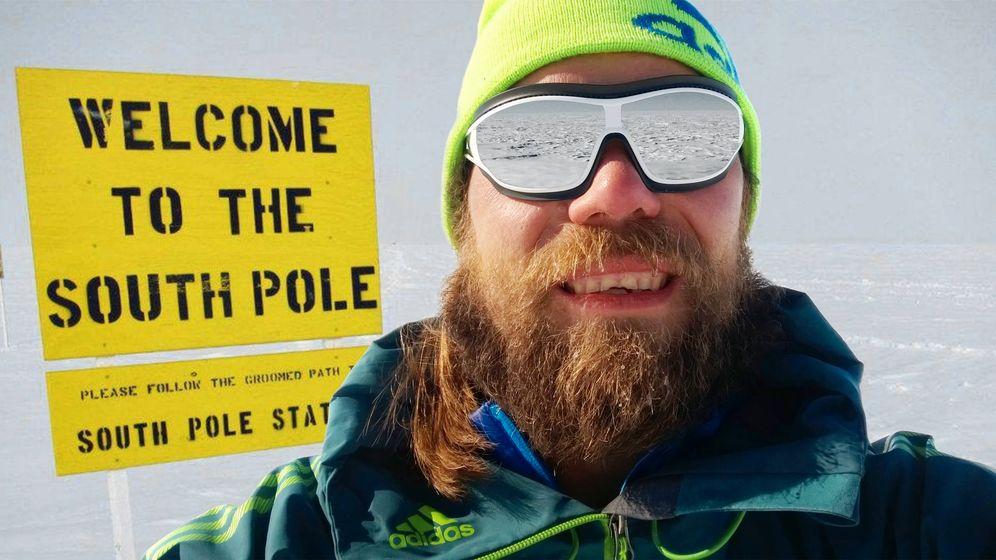 Extremsportler Szwed am Südpol: Alles nur ein Fake?