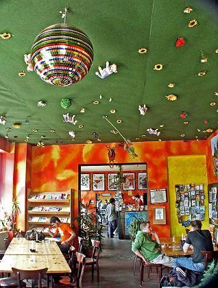 Berliner Hostel: Entspanntes Gemeinschaftserlebnis