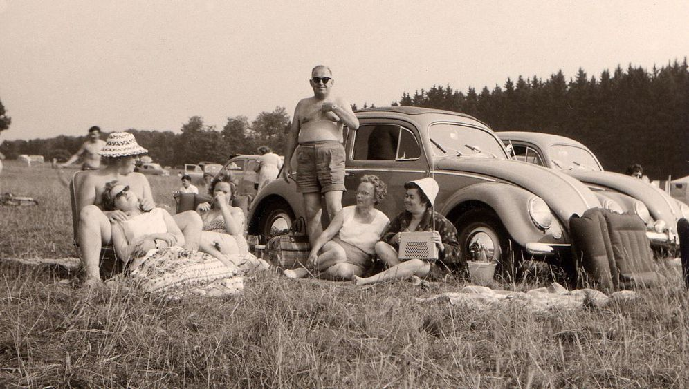 Oldtimer-Fotos: Alte Fotos, altes Blech