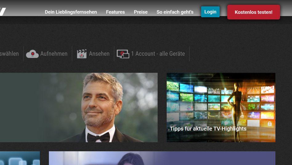 Save.TV: Eine Art Online-Videorekorder mit Abomodell