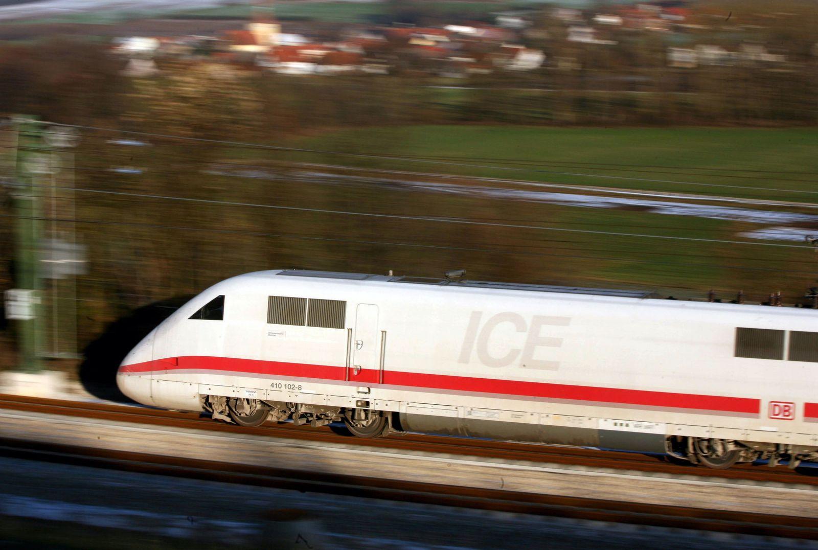 Deutsche Bahn / Intercity Express