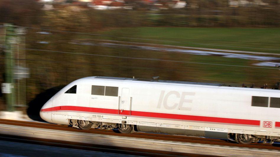 ICE: Minister will mehr Wettbewerb auf die Schienen bringen