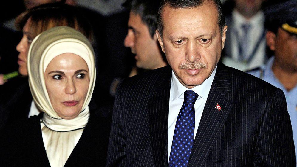 Photo Gallery: Authoritarian Trend in Turkey