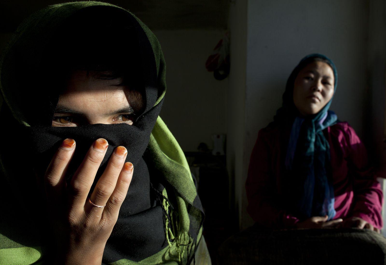 Afghanistan / Bamiyan / Kinderehe