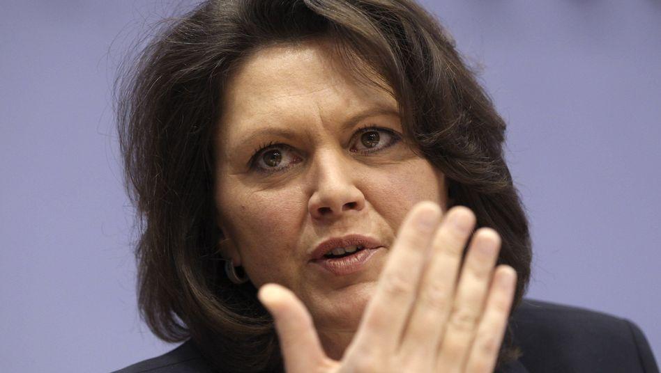 Verbraucherschutzministerin Aigner: Mit Zehn-Punkte-Plan in die Offensive