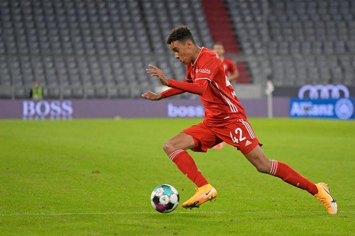 Jamal Musiala: Bayerns Rekordspieler