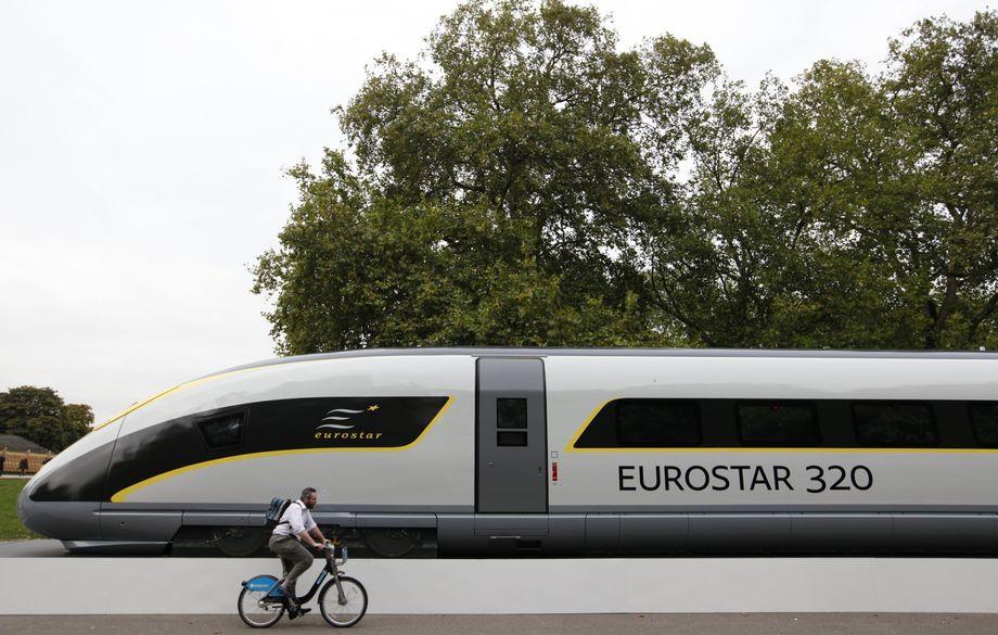 Köln London Zug
