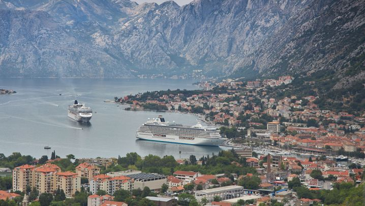 Photo Gallery: Greed and Corruption Sully Montenegro's Coast