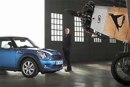 """Chefdesigner Hildebrand: """"Wenn Sie das Auto erläutern müssen, haben Sie verloren"""""""