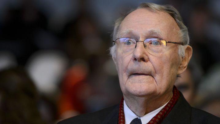 Ingvar Kamprad: Mister Ikea ist tot