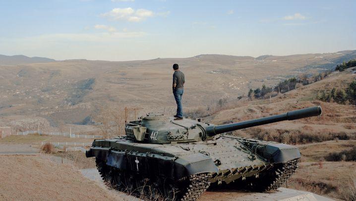 Bergkarabach: Leben im ewigen Krieg
