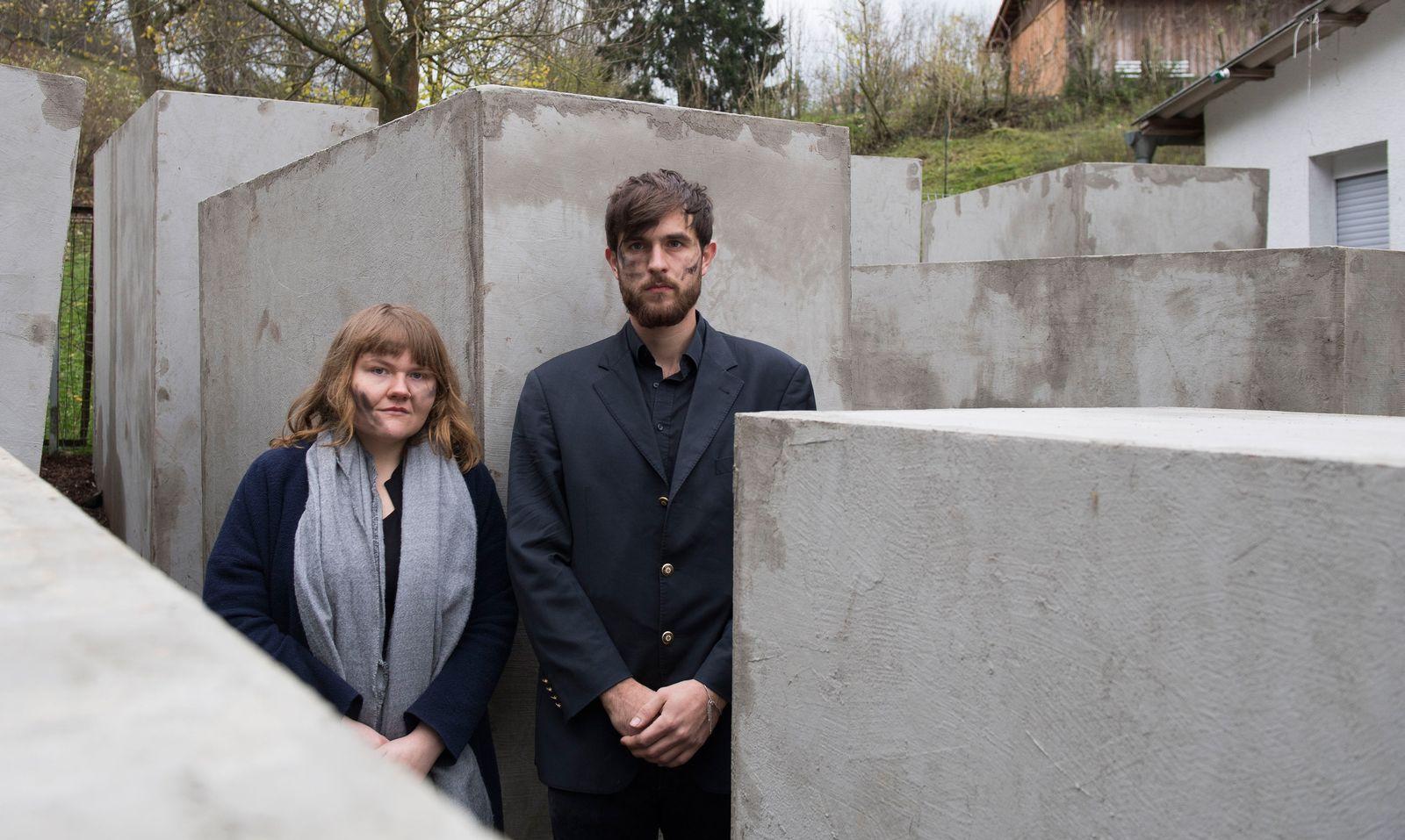 Holocaust-Mahnmal Bornhagen/ Björn Höcke