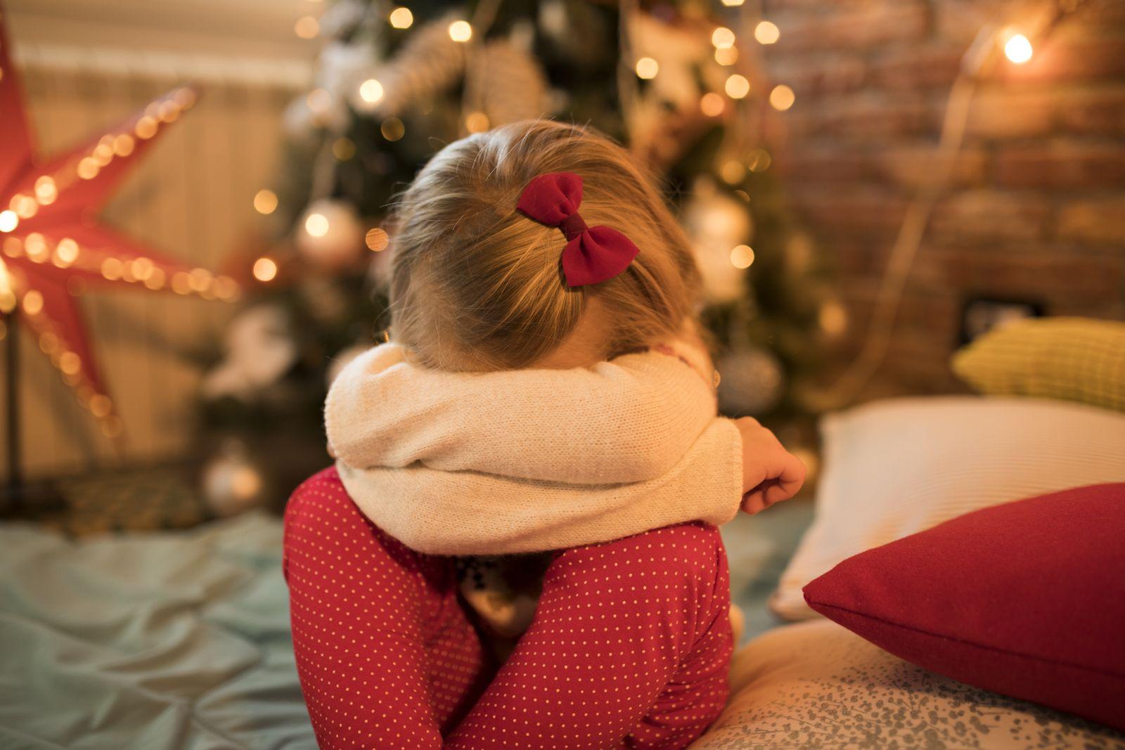 EINMALIGE VERWENDUNG Streit an Weihnachten/ Mediatorin