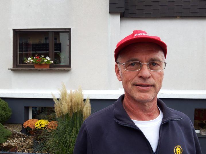 """Helmut Diefenbach: """"Glück im Unglück"""""""