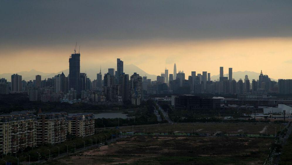 Designer in China: Zwischen Eiffelturm und Kölner Dom