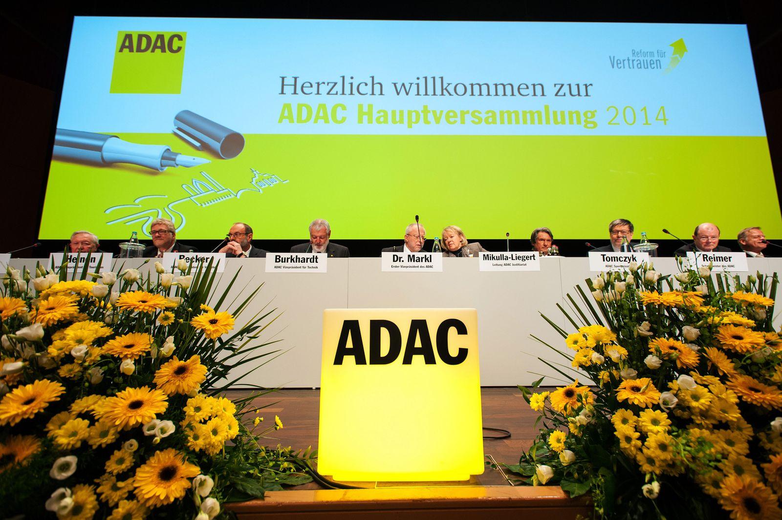 ADAC / Hauptversammlung