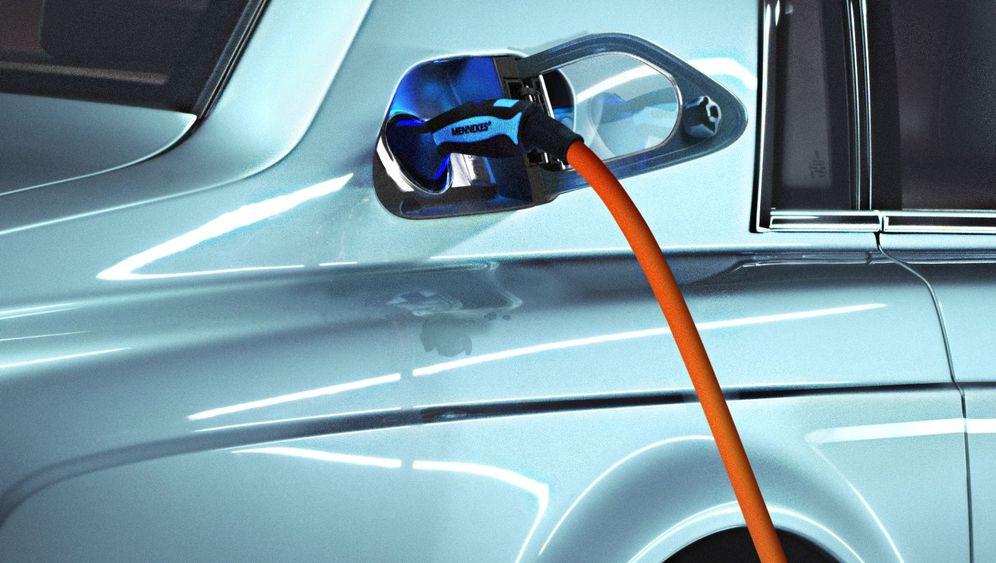 Rolls-Royce 102 EX: Highend-Auto unter Strom