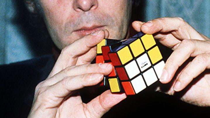 Rubiks Würfel: Die Suche nach der Gotteszahl