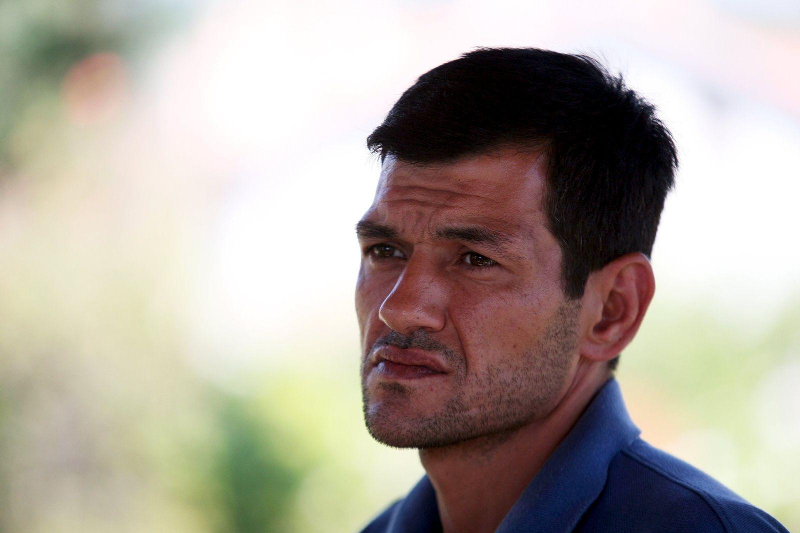 Vater Aylan Kurdi