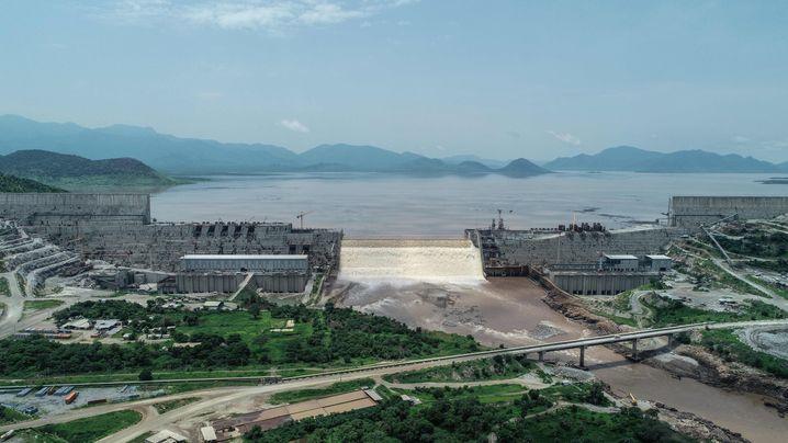 Äthiopiens Nilstaudamm im Bau: »Der Staudamm ist für die Äthiopier mittlerweile viel mehr als ein Wasserkraftwerk. Er ist ein Prestigeprojekt«