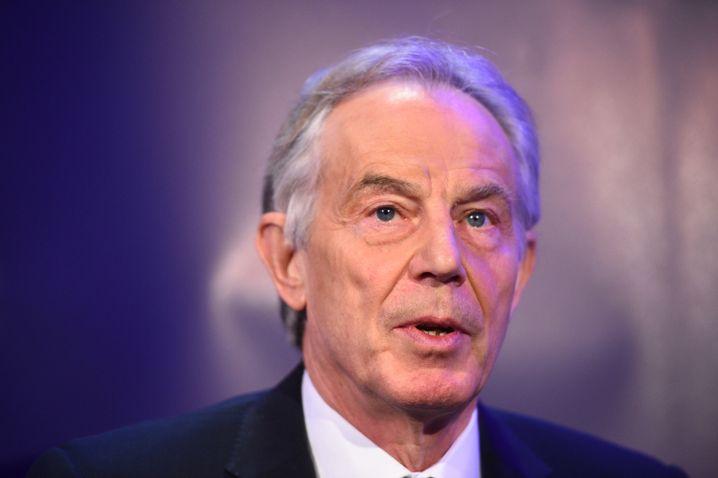 """Tony Blair: """"Destruktive Unentschiedenheit"""""""