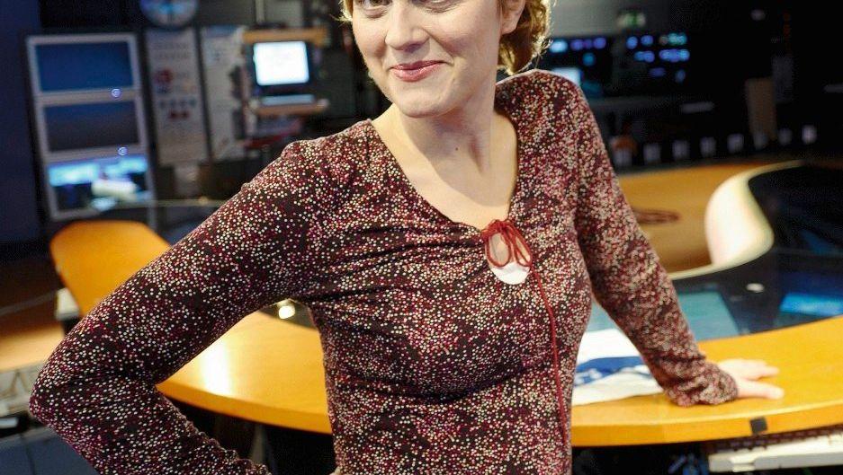 CAREN MIOSGA, »Tagesthemen«-Moderatorin: »Ich war früher gegen die Quote, aber das Leben macht einen ja klüger.«