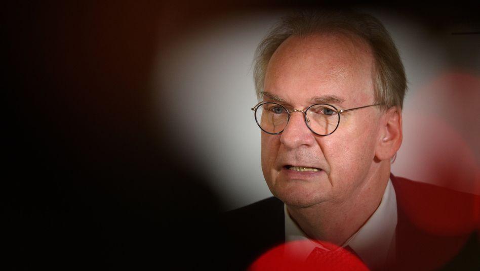 Ministerpräsident Reiner Haseloff (CDU)